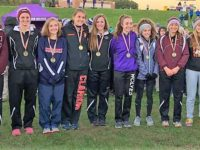 Clarion Freshman Lerch Earns KSAC Girls' XC Title; Cranberry Snags Team Championship
