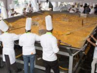 Say What?!: World's Largest Scrambled Eggs Nearly 5,500 Pounds