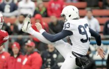 Penn State's Gillikin Named Google Cloud Academic All-America