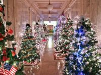 Victorian Christmas Celebration Wraps Up with Victorian Tea, Open House Tours, Christmas Buffet & More