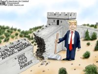 Comically Incorrect: The Great Trade Barrier