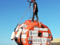 Say What?!: Frenchman Attempting to Cross Atlantic in a 'Barrel'