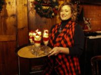 Gold Eagle Inn Is Decked Out for Christmas, Call for a Dinner Reservation