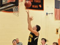 Forest Area Tips Off 2018-19 Boys' Hoops Season With Win