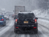 WEATHER ALERT: Winter Weather Advisory Remains in Effect; Freezing Rain, Sleet, Snow Expected
