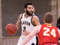 Slippery Rock Men Too Much for Clarion U.