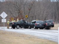 Multiple Injuries Reported in Crash That Shut Down Portion of Route 322