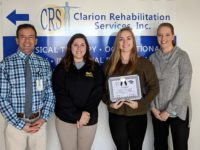 Keystone's Phillippi Named December 2018 Clarion Rehab Services/CHAMP Student-Athlete of the Month