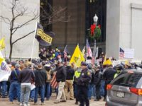 Locals Attend Pittsburgh Open Carry Rally; Hundreds of Gun Rights Activists Show Support