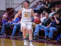 NC Grad Obenrader Named PSAC West Freshman of the Week for Third Time
