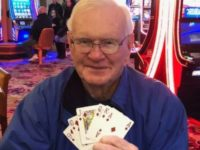 Say What?!: Man Wins $1 Million at Casino Day  After His Wife Beats Cancer