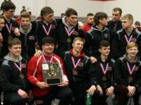 Brockway Claims First D9 Wrestling Crown Since 2003