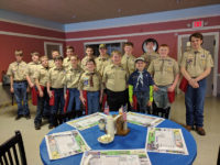 Boy Scout's Spaghetti Dinner Set for March 16 in Brookville