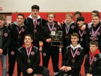 Clearfield Wins D4/9 3A Wrestling Title
