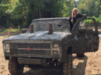 Local Woman to Showcase Mudbogging Skills on History Channel's Truck Competition