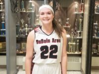 DuBois Girls Snag First Playoff Win in 24 Years with 45-40 Victory over Bellefonte