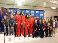 2-minute Drill: Clarion Women's Swimming in Fourth Place at PSAC Championships