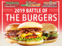 Local Restaurants to Compete in Explore 'Battle of the Burgers' Competition