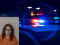 Punxsutawney Woman Accused of  Breaking into Residence, Kicking Police Officers