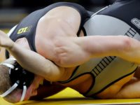 Four Area Wrestlers led by Punxsy Grad Young Wrestling at NCAA DI Championships in Pittsburgh