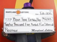 Say What?!: Man Collects Second Lottery Jackpot on His Birthday