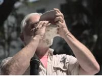 Say What?!: Man Plays 'Tequila' on Conch Shell to Win Contest
