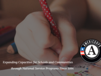 Featured Local Job: Part-Time AmeriCorps Positions