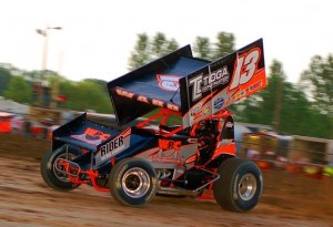 Kevin Ward Jr., who lost his life over the weekend, in action earlier this season.