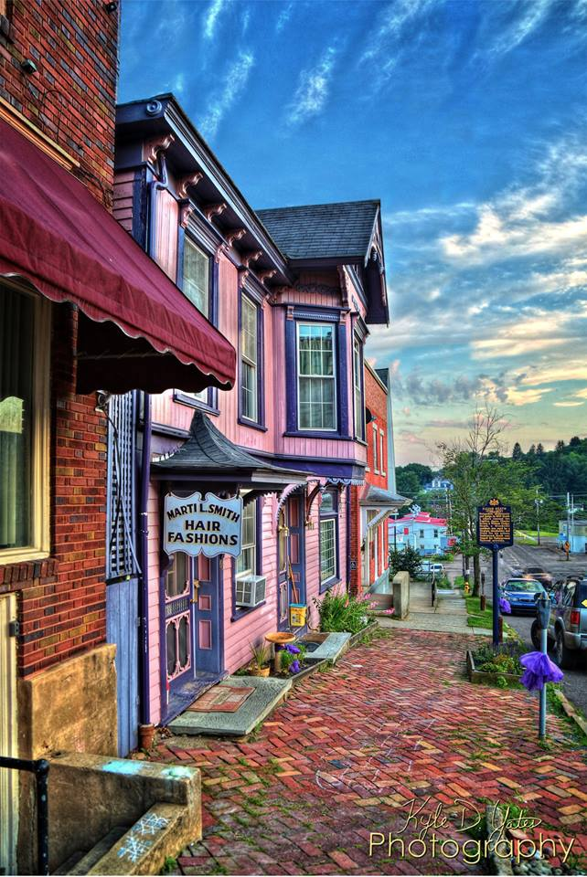 Photography Showcase: Yates Captures Beauty of Downtown Brookville, Day 1