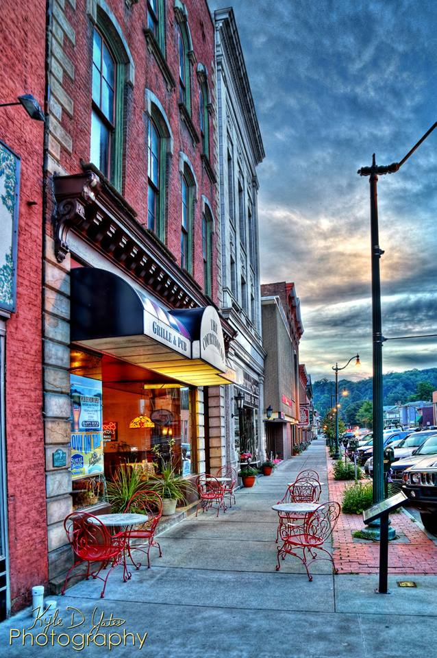 Photography Showcase: Yates Captures Beauty of Downtown Brookville, Day 2