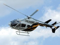 Passenger Transported by Helicopter after Gaskill Township Crash