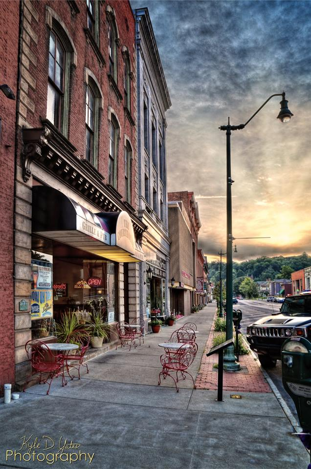 Captured in Downtown Brookville by Kyle Yates.