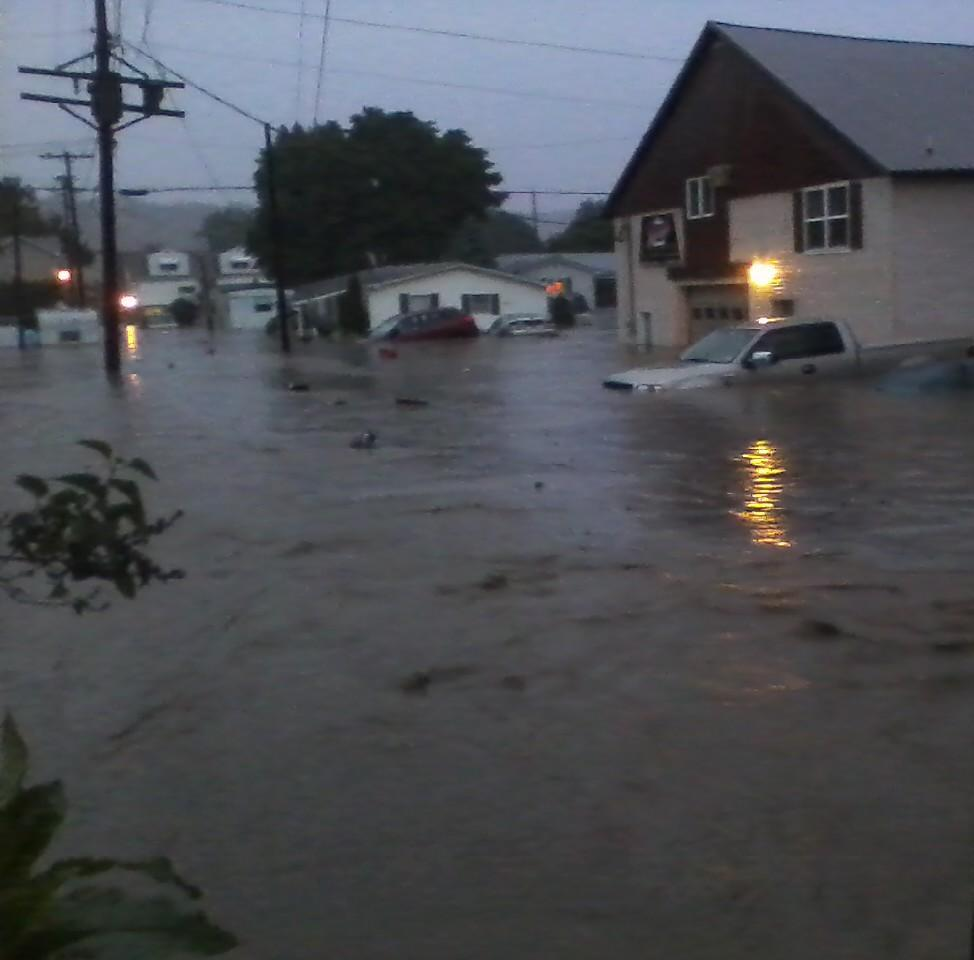 This photo is of the West Side area and was taken by GANT correspondent Julie Rae Rickard.