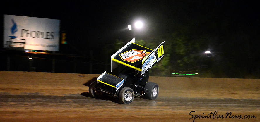 Carl Bowser had a good weekend picking up his first two wins of2016