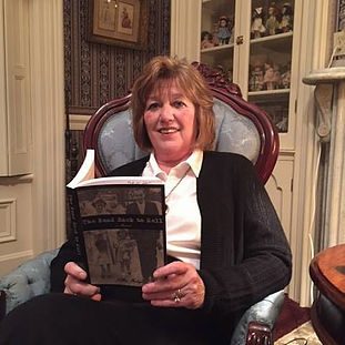 Diana Farley with book image