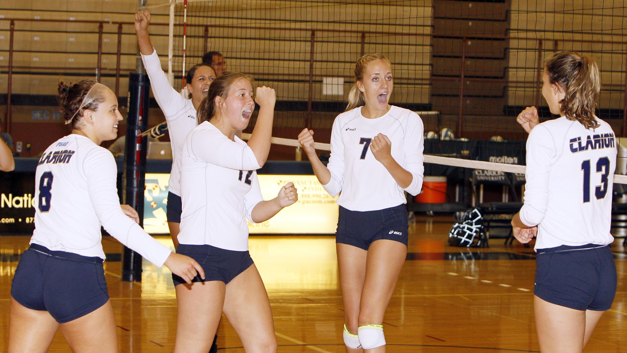 clarion-volleyball