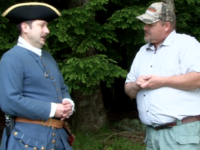 Cook Forest French & Indian War Encampment Featured on National TV Series