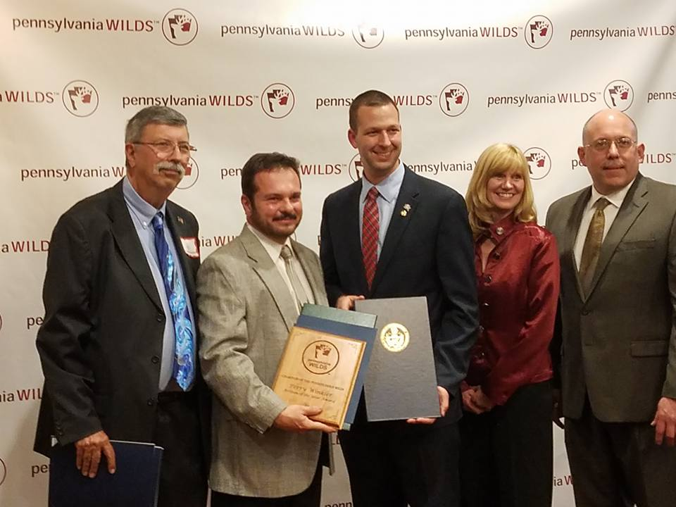 Perry Winkler-Pa. Wilds Award