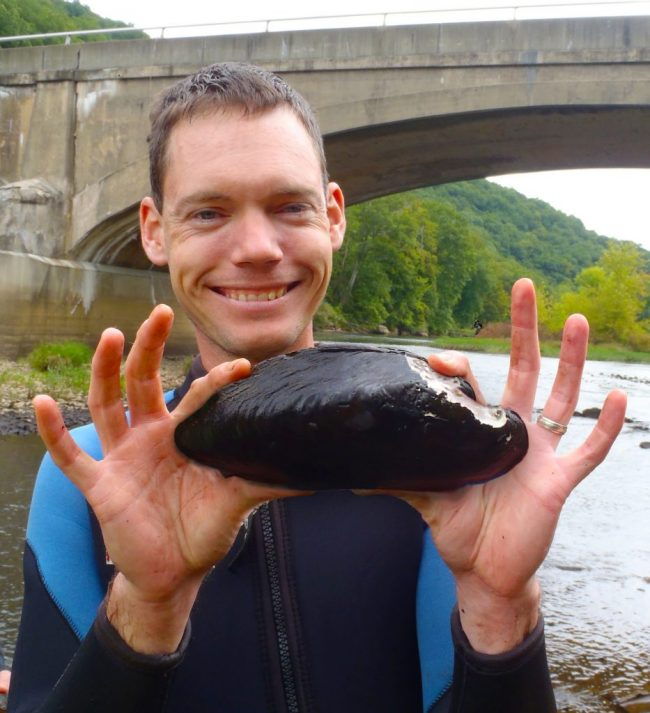 An Unprecedented Effort: The Clarion River Mussel Relocation Project