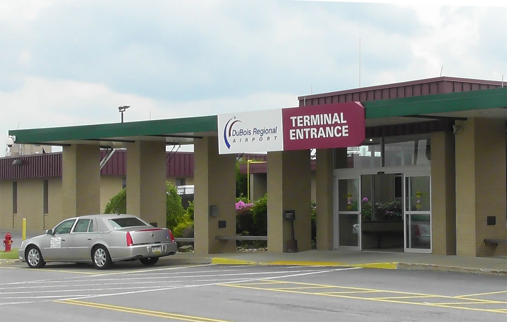exploreJeffersonPA com – DuBois Regional Airport Looks to