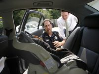 PennDOT, Pa. State Police Hold Seat Checks for National Child Passenger Safety Week