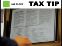Brookville H&R Block Tax Tips: How to Fill Out a W-4 to Avoid Tax Reform Surprises