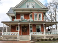 Maple Shade Mansion Bed & Breakfast Open for Business in Brockway