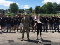 Future Soldiers Train at Punxsy Army Reserve Center