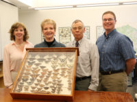 Late Alumnus' Entomology Collection a Unique Gift for Clarion University