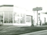 Throwback Thursday by Matson Insurance: Post-War Automobile Business in Brookville
