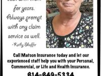 SPONSORED: Check Out What Local Customers Are Saying About Matson Insurance!