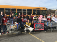 Redbank Valley Students Make Christmas Magical for Families in Clarion & Jefferson Counties