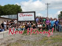 SPONSORED: Clarion Bathware is Growing and Now Hiring!