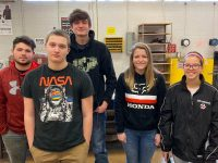 Brockway Students Make The Community Their Class Projects